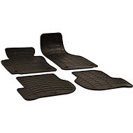 Rubber mats for Skoda Octavia II (2004-2008) - Car Mats
