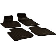 Rubber mats for Skoda RAPID (2012-) - Car Mats