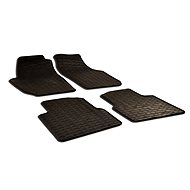 Rubber mats for the Roomster (2006-) - Car Mats