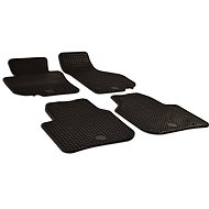 Rubber mats for Skoda Superb II (2008-2015) - Car Mats
