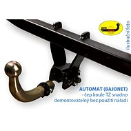 AUTOHAK towing equipment for Škoda Superb I 2001-08.2008 - Towing Gear