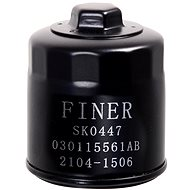 FINER oil filter for Škoda Felicia / Octavia 1.6 / Fabia 1.4 / nut / (030115561AB) - Filter