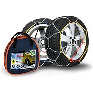 Compass Snow chains 9 mm 3.0 mm X60 NYLON BAG - Snow Chains