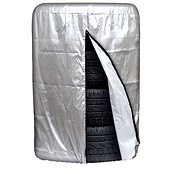 COMPASS Tire Cover M 66x96cm POLYESTER - Case