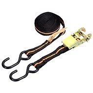 Compass ratchet strap with hook and 5 m TÜV / GS - Straps
