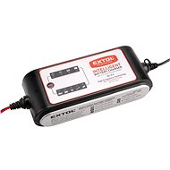 EXTOL 9-step microprocessor controlled charger, 12V, 8A - Car Charger