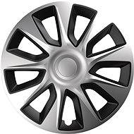 """STRATOS DC SILVER/BLACK 13"""" - Wheel Covers"""
