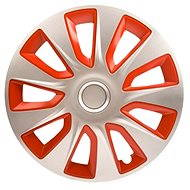 "STRATOS SILVER RED 14 ""4pcs - Case"