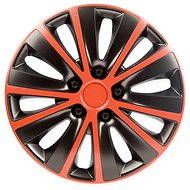 "RAPIDE RED BLACK 15 ""4pcs - Case"