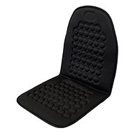 COMPASS Massage Seat Cover with Magnets Black - Car Seat Covers
