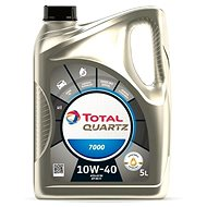 TOTAL QUARTZ 7000 10W40 - 5 liters - Oil