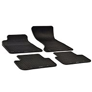 Rubber car mats for Audi A4 (B8) (07) - Car Mats