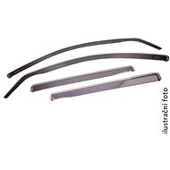 Sockets for Dacia Duster 5-two. 10- - Wind deflectors