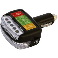 CARPOINT Battery tester and charging 12V - Tester