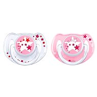 Philips AVENT pacifier NIGHT 6-18 months, pink - Pacifier