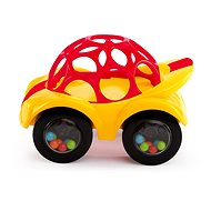 Oball Rattle & Roll ™ Red - Toy Vehicle