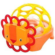 Oball Rollie Rattles Lev - Baby Rattle