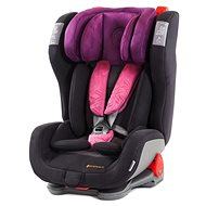 Avionaut EVOLVAIR SOFTY - black / pink - Car Seat
