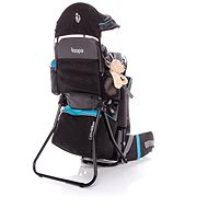 Zopa Little Hiker - Blue - Baby carrier backpack