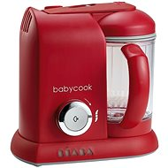 Beaba BABYCOOK SOLO red - Steamer