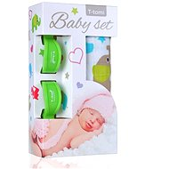 T-tomi Baby Set - Green elephants - Set