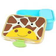 Skip Hop Zoo box for a snack - Giraffe - Children's lunch box