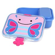 Skip Hop Zoo box for a snack - Butterfly - Children's lunch box