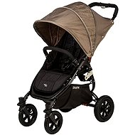 VALCO SNAP 4 BLACK SPORT - brown cover - Baby Carriage