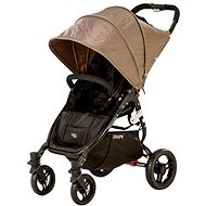 VALCO SNAP 4 BLACK - brown cover - Baby Carriage