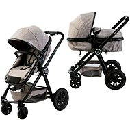 Gmini Grand Combined - Brown/Black - Baby Carriage