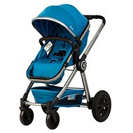 Gmini Grand Combination - Petrol / Gray - Baby Carriage