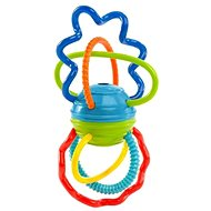Oball Clickity Twist - Baby Teether