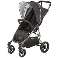 VALCO SNAP 4 BLACK TAILOR MADE stroller, black construction/black cover - Baby Carriage