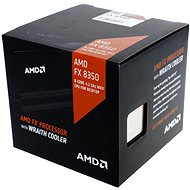 AMD FX-8350 Wraith cooler - Processor