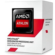 AMD Athlon X4 880K Black Edition Low Noise Cooler - Processor
