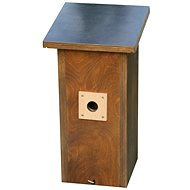 BudCam Bird box with built-in IP camera, siren - Box with IP camera