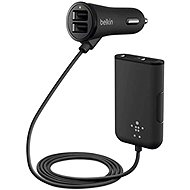 Belkin USB 4 passengers Black - Car Charger
