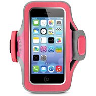 Belkin Slim-Fit Plus Armband pink - Mobile Phone Case
