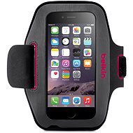 Belkin Sport-Fit Plus Armband pink - Mobile Phone Case