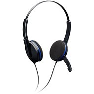 Bigben PS4GAMINGHEADSET black and blue - Headset