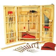 Wooden tool case Junior - Play Set