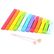 Bigjigs Wooden xylophone - Musical Toys
