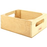 Bigjigs Box for wooden food - Play Set