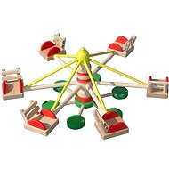 Wooden Toys - Baby Carousel - Wooden Model