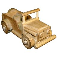 Wooden Toys - Jeep - Wooden Model