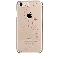 Bling My Thing Papillon Rose Sparkles for iPhone 7 - Rear Cover