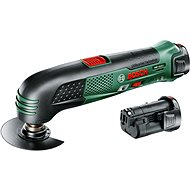 Bosch PMF 10.8 LI, 2-battery - Oscillating Grinder