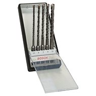 BOSCH Robust Line Drill Set SDS-plus-5, 5pcs - SDS-plus drill bit set