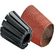 BOSCH Clamping shank and conical abrasive sleeve 30mm, grain size 80 - Accessories