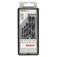 BOSCH Robust Line wood drill bit set, 5pcs - Wood Drill Bit Set